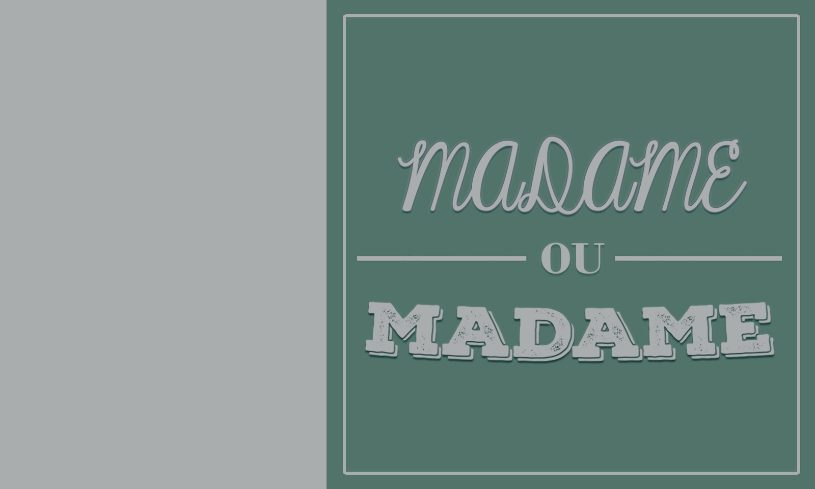 Archives mai 2020 - Madame ou Madame - L'émission de radio